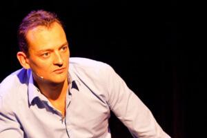 Cabaretier Patrick Spekman van Spekmen Productions