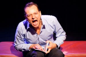 Cabaretier Patrick Spekman speelt Paster Paultje