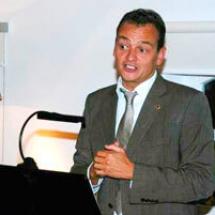 Presentatiewerk door Patrick Spekman voor de Lions club